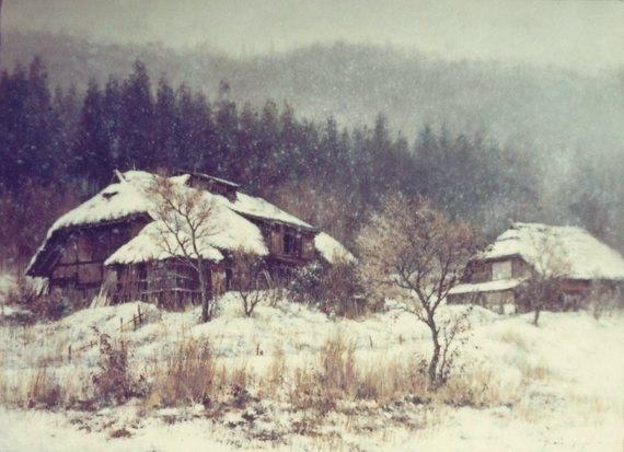 初雪(青木沢)