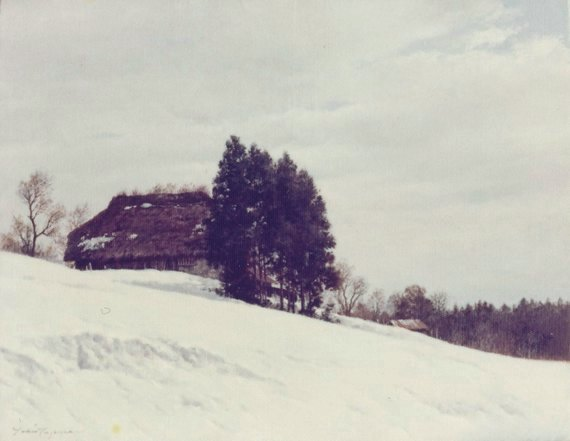 雪間(大芦)