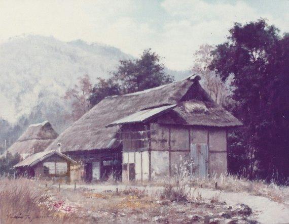 晩秋(三峰口)