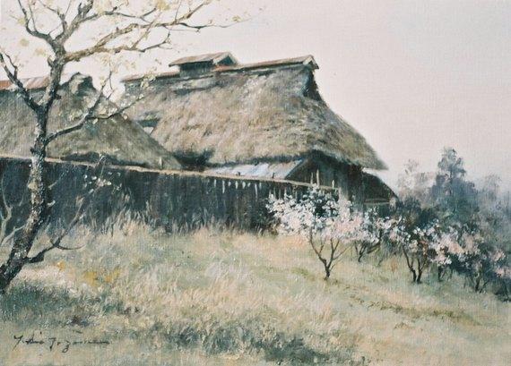 早春(武蔵横手)