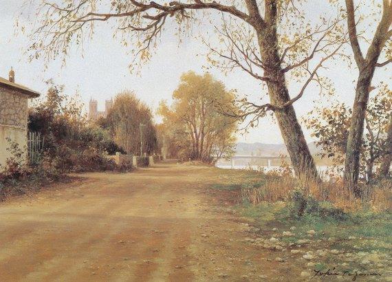 セーヌ河畔