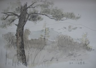 信州八ヶ岳農場(1979・1)