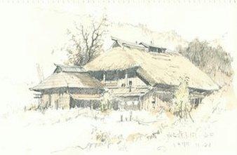 藤原郷山口 1977・11
